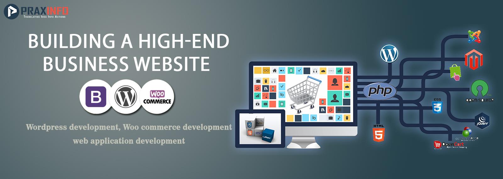 Building a High-End Business Website – Hiring the Best Wordpress