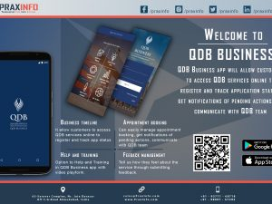 praxinfo-QDB-business-app-android